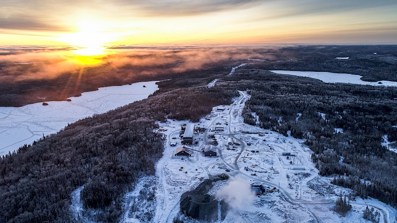 Harte Gold stock jumps on new discovery near Sugar Zone mine